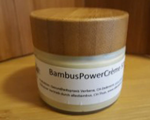 Bambus Power Crème